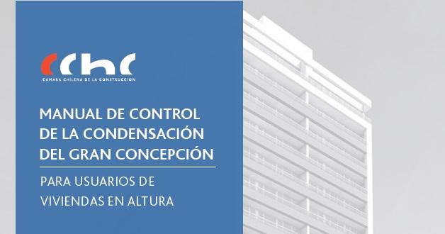 [MANUAL] Manual de Control de la Condensación del Gran Concepción (resumen)